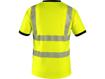 Obrázok z CXS RIPON Reflexné tričko žlté