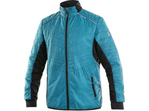 Obrázok z CXS SALEM Pánska bunda modro / čierna