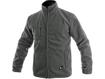 Obrázok z CXS OTAWA Pánska fleecová bunda sivá