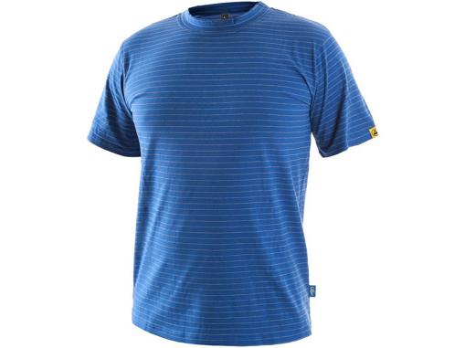 Obrázok z CXS ESD NOME Pánske tričko svetlo modré