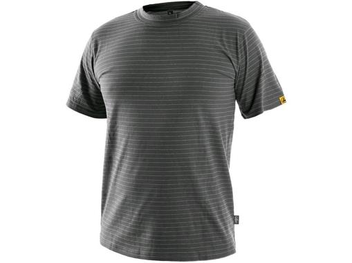 Obrázok z CXS ESD NOME Pánske tričko šedé