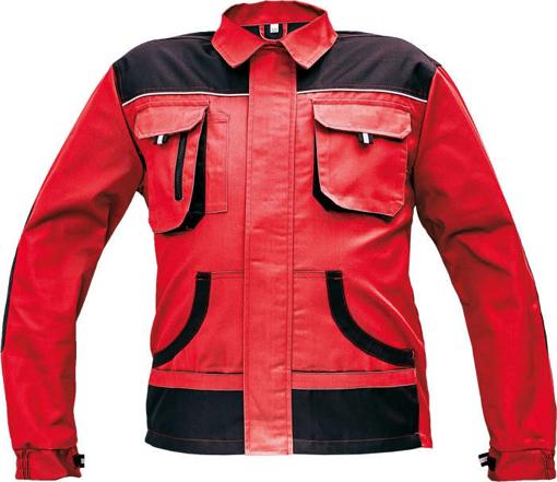 Obrázok z Fridrich & Fridrich CARL BE-01-002 Montérková blúza červená