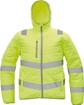 Obrázok z Cerva MONTROSE HV Reflexná zimná bunda žltá