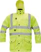 Obrázok z Cerva FORMBY HV Reflexná zimná bunda žltá