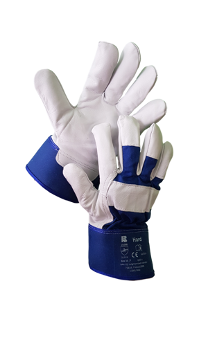 Obrázok z BAN HARD 808 03120 Kombinované pracovné rukavice