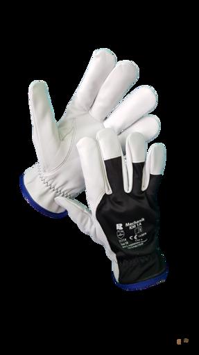 Obrázok z BAN MECHANIK KM 1A 03112 Kombinované pracovné rukavice