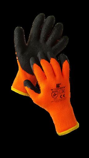 Obrázok z BAN WOLF W1100 Máčané zateplené rukavice