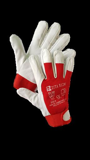 Obrázok z BAN ZITA 03052 Kombinované pracovné rukavice