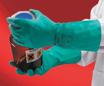 Obrázok z Ansell Sol-Vex 37-676 Pracovné rukavice