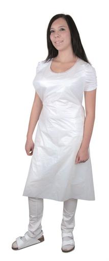 Obrázok z Ardon PE LAURA Ochranná zástera biela ( bal. 100ks )