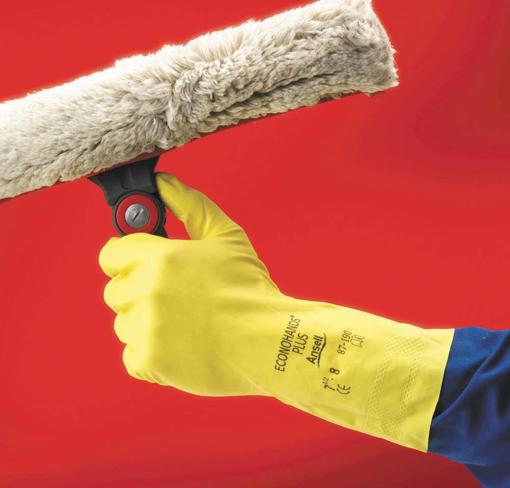 Obrázok z Ansell Econohands Plus 87-190 Pracovné rukavice