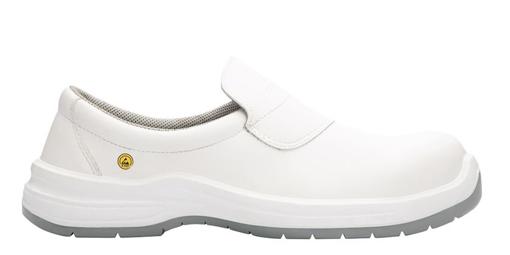 Obrázok z ARDON ARSLIP WHITE S2 ESD Pracovná obuv
