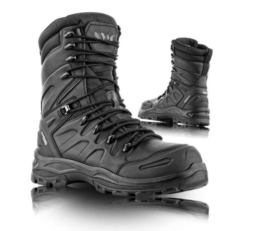 Obrázok z VM MILANO 6480-O2 Pracovná holeňová obuv