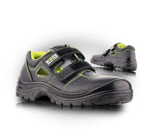 Obrázok z VM UPPSALA 3235-S1 Pracovné sandále