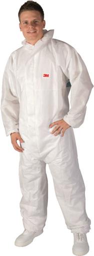 Obrázok z 3M 4520 Ochranný oblek biely