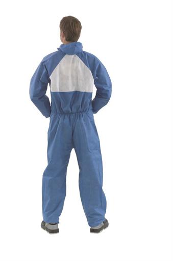 Obrázok z 3M 4530 Ochranný oblek modrý