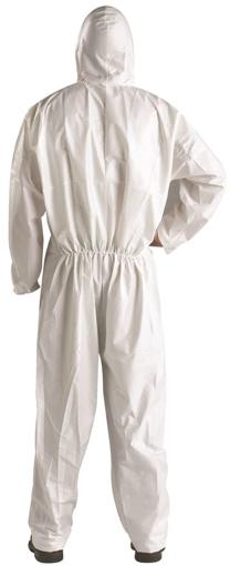 Obrázok z 3M 4510 Ochranný oblek biely