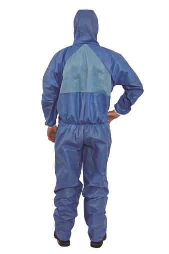 Obrázok z 3M 4532+ Ochranný oblek modrý