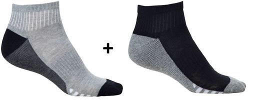 Obrázok z ARDON DUO GREY Ponožky 2 páry