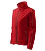 Obrázok z Adler 510 Dámska softshellová bunda červená