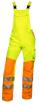 Obrázok z ARDON SIGNAL Pracovné nohavice s trakmi žlté