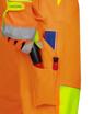 Obrázok z ARDON SIGNAL Pracovné nohavice s trakmi oranžové