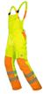 Obrázok z ARDON SIGNAL Pracovné nohavice s trakmi žlté predĺžené