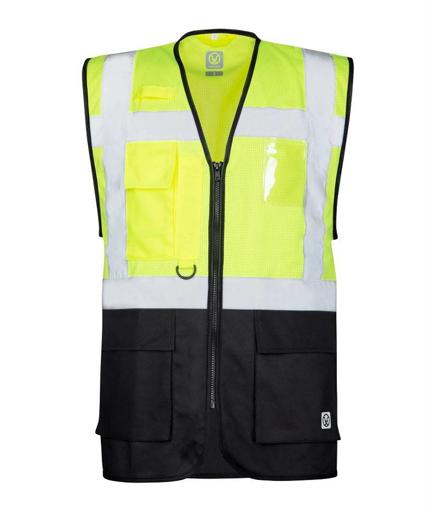 Obrázok z ARDON SIGNAL Reflexná vesta žltá