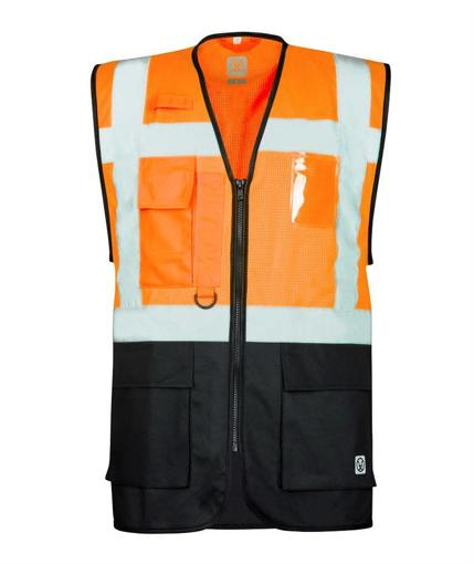 Obrázok z ARDON SIGNAL Reflexná vesta oranžová
