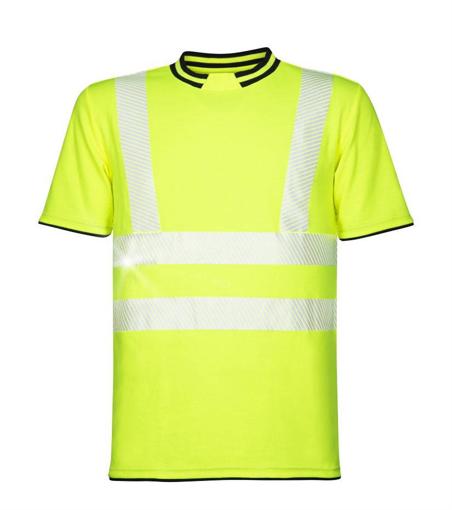 Obrázok z ARDON SIGNAL Reflexné tričko žlté