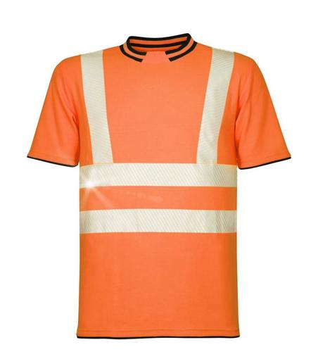 Obrázok z ARDON SIGNAL Reflexné tričko oranžové