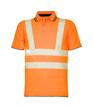Obrázok z ARDON SIGNAL Reflexná polokošeľa oranžová