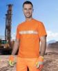 Obrázok z ARDON XAVER Reflexné tričko oranžové