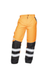Obrázok z ARDON HOWARD Zimné reflexné nohavice žlté