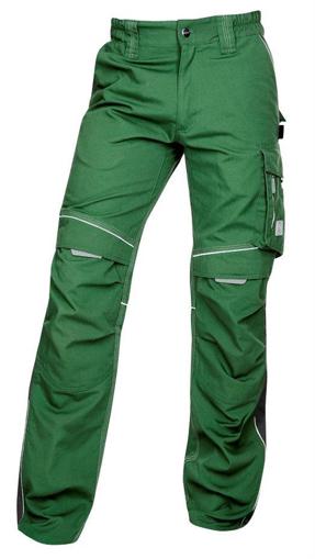 Obrázok z ARDON URBAN Pracovné nohavice do pása zelené skrátené