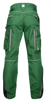 Obrázok z ARDON URBAN Pracovné nohavice do pása zelené predĺžené