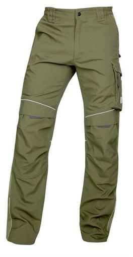 Obrázok z ARDON URBAN Pracovné nohavice do pása khaki predĺžené