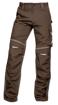 Obrázok z ARDON URBAN Pracovné nohavice do pása hnedé predĺžené