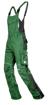 Obrázok z ARDON URBAN Pracovné nohavice s trakmi zelené predĺžené