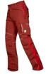Obrázok z ARDON URBAN Pracovné nohavice do pása červené