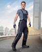 Obrázok z ARDON URBAN Pracovné nohavice s trakmi čierno-šedé