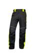 Obrázok z ARDON NEON Pracovné nohavice do pása čierno-žlté
