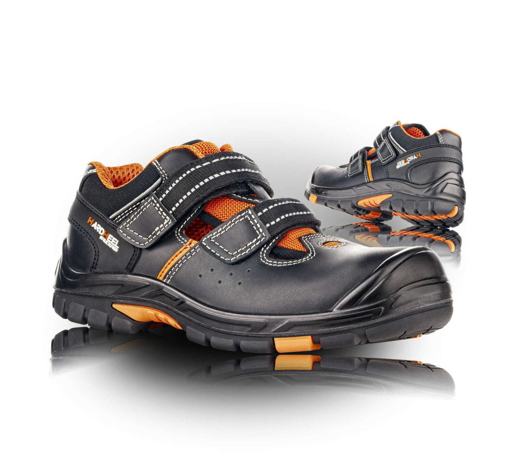 Obrázok z VM OREGON 2705-S1P Pracovné sandále
