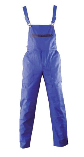 Obrázok z ARDON KLASIK Pracovné nohavice s trakmi modré