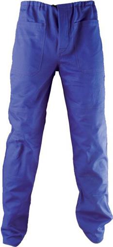 Obrázok z ARDON KLASIK Dámske pracovné nohavice do pása modré