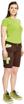 Obrázok z CRV YOWIE Dámske pracovné šortky hnedé
