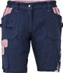 Obrázok z CRV YOWIE Dámske pracovné šortky navy