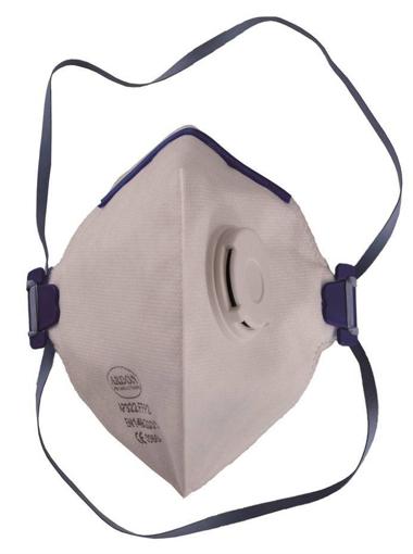 Obrázok z Ardon AP 322 Skladací respirátor FFP2 s ventilom