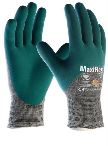 Obrázok z ATG MAXIFLEX COMFORT 34-925 Pracovné rukavice
