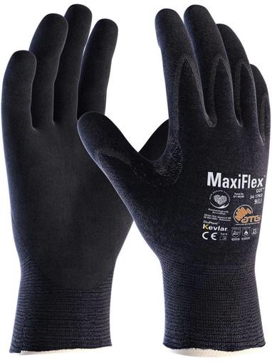 Obrázok z ATG MAXIFLEX CUT 34-1743 (kevlar) Pracovné rukavice